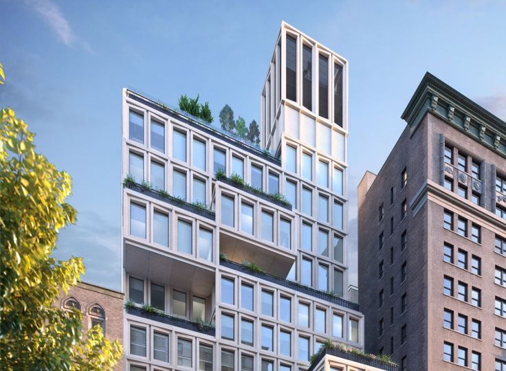 212 West 93rd Street (ODA for Landsea Homes and Leyton Properties)