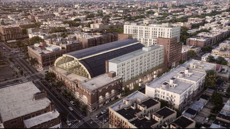 Bedford Courts (All renderings via Marvel Architects)