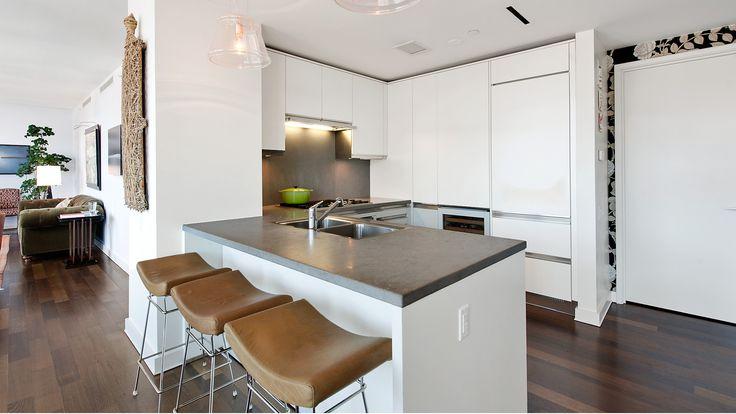 Kitchen, 520 West 19th Street, Condo, Manhattan, NYC
