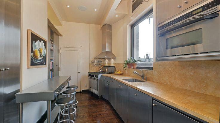 Kitchen, 173 Riverside Drive, Condo, Manhattan, NYC