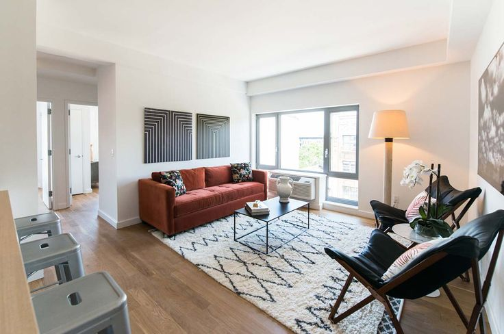 Interior of 500 Sterling Place in Prospect Heights (Image via 500sterling.com)