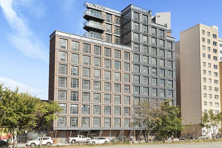 Bridgeline at 329 East 132nd Street in Mott Haven (Image: bridgelinebx.com)