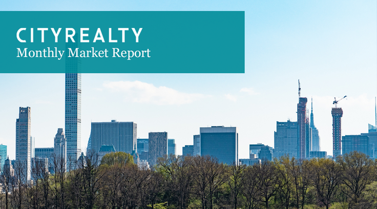 CityRealty's July 2018 market report includes all public records data available through June 30, 2018 for deeds recorded the prior month.