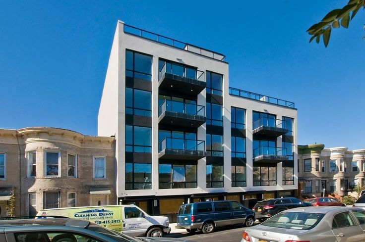 The new building at 8 Fairview Place in Flatbush (Image via Simply Brooklyn)