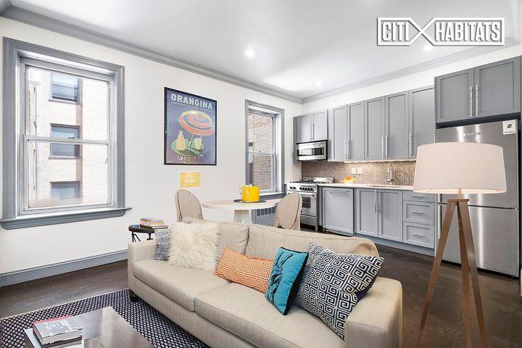 78 Prospect Park West in Park Slope, Brooklyn (Image via Citi Habitats)
