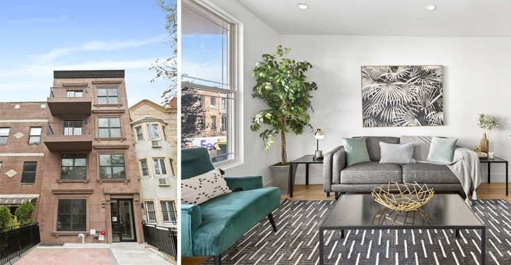 All images of 318 Quincy Street via Rise Media/The Corcoran Group