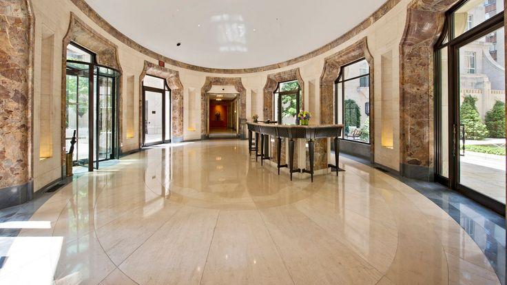 15 Central Park Lobby, Manhattan, Condo