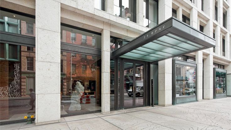Entrance, 25 Bond Street, Condo, Manhattan, NYC