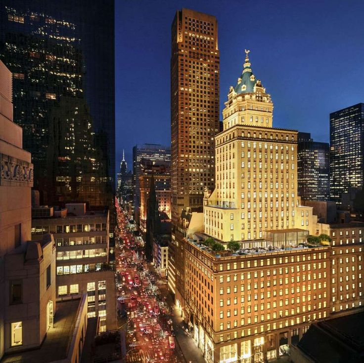 The Real Deal Reports that a penthouse in the forthcoming Aman New York Residences (Crown Building) is rumored to be in-contract for $180 Million
