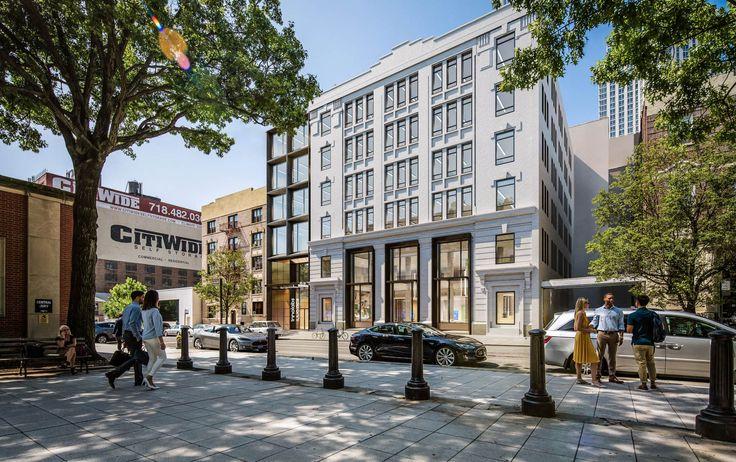 All renderings of Innolabs via King Street Properties