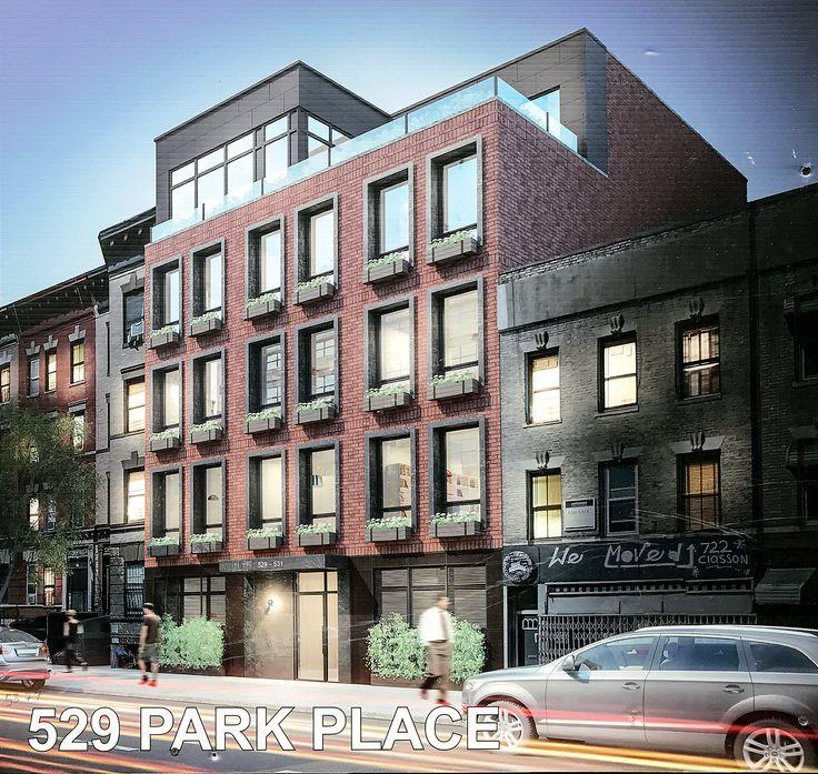 529 Park Place rendering