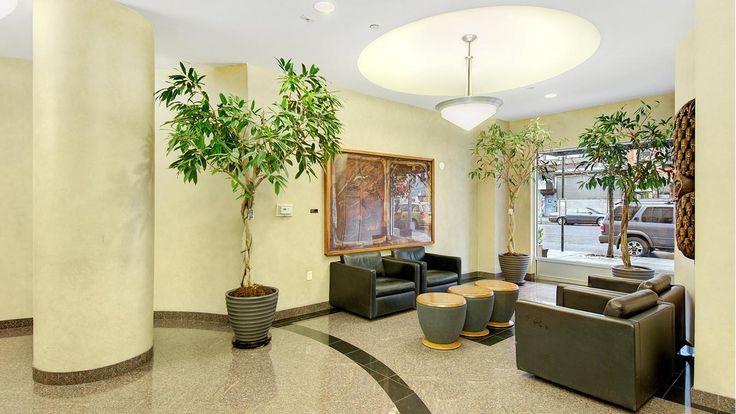 Lobby, 1400 on Fifth, Condo, Manhattan, NYC