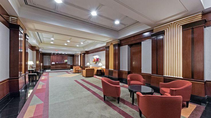 Lobby, 3 Lincoln Center, Condo, Manhattan, NYC