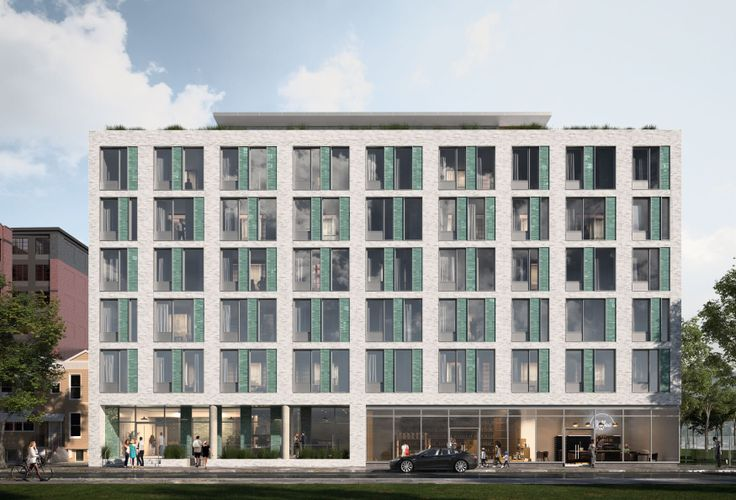 95 Monitor Street, Jersey City. Credit: Fogarty Finger Architects