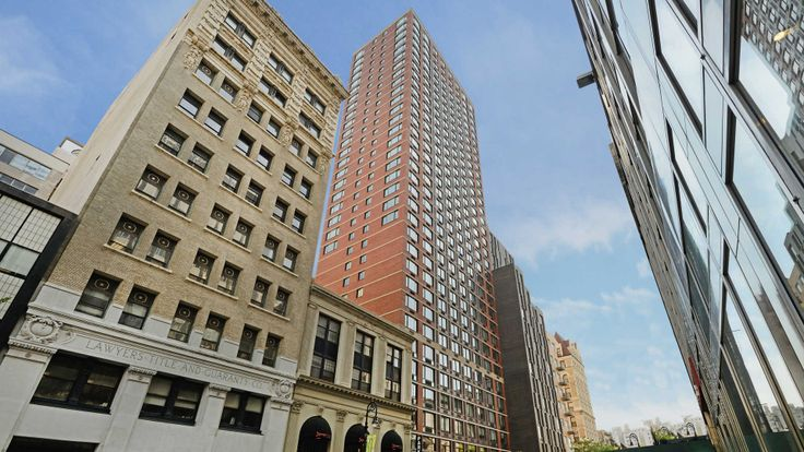 180 Montague Street in Brooklyn Heights, via Equity Residential