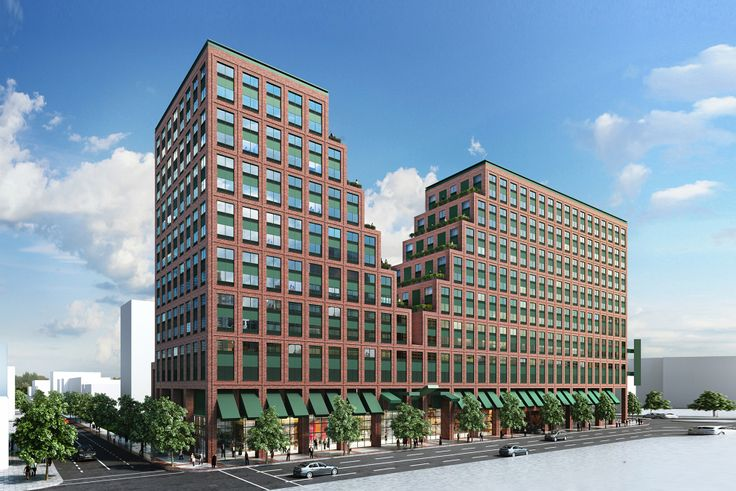 485 Marin Boulevard in Jersey City via Hollwich Kushner