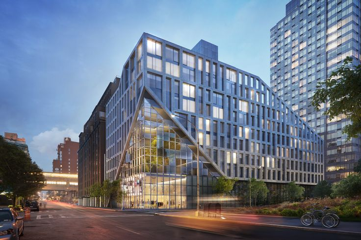 Bevel LIC at 42-20 27th Street. Credit: ODA