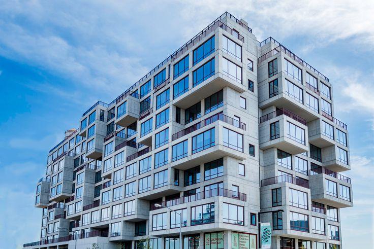 Long Island City rental building 22-22 Jackson Avenue. (Image via Triumph Property Group)