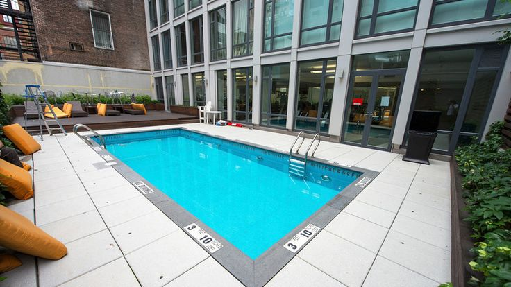 Pool, 133 West 22nd Street, Condo, Manhattan, NYC