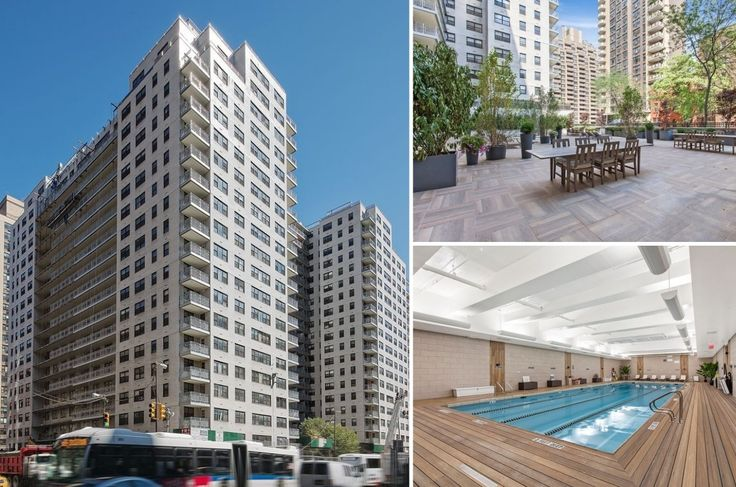 Yorkshire Towers, 305 East 86th Street (Images via UES Management)