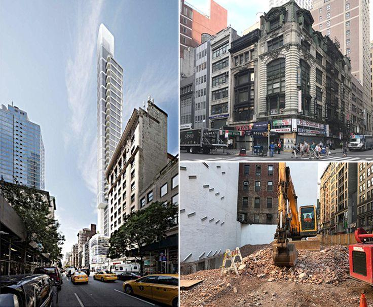 316 Fifth Avenue via Kohn Pedersen Fox and CityRealty