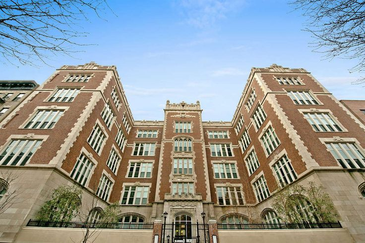 These schools are rich in original architectural details, but the interiors are top residential (PS 90 in Harlem)