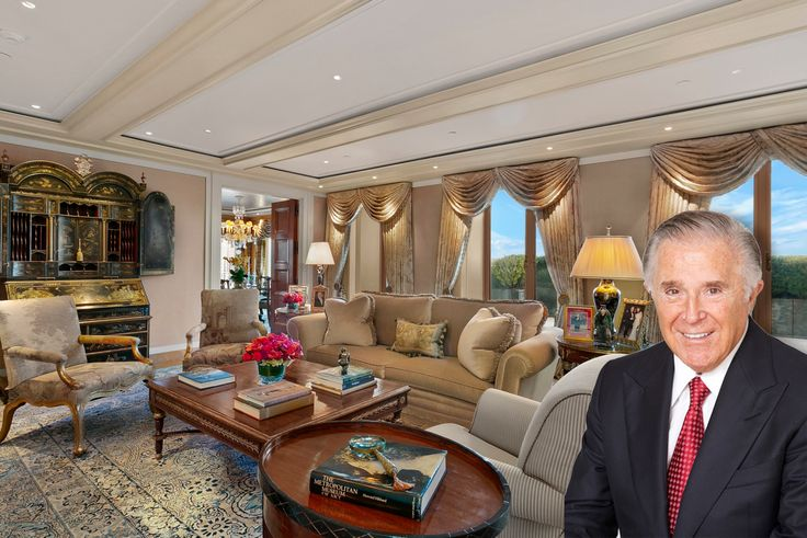 Sidney Kimmel and his unit at 50 Central Park South (Corcoran)