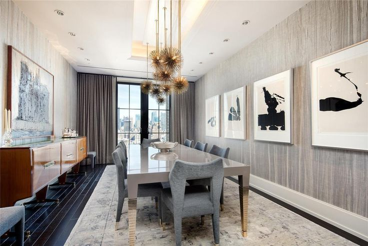 Walker Tower penthouse listing (Compass)
