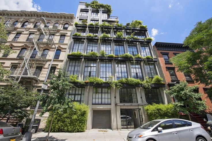 The Flowerbox Building at 259 East 7th Street
