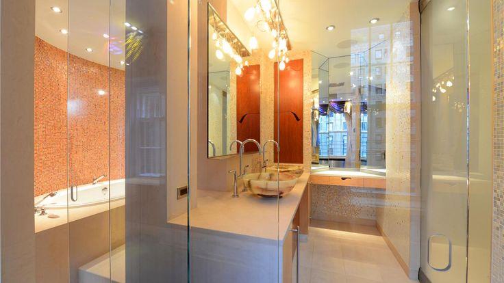 Bathroom, 1185 Park Avenue, Condo, Manhattan, NYC