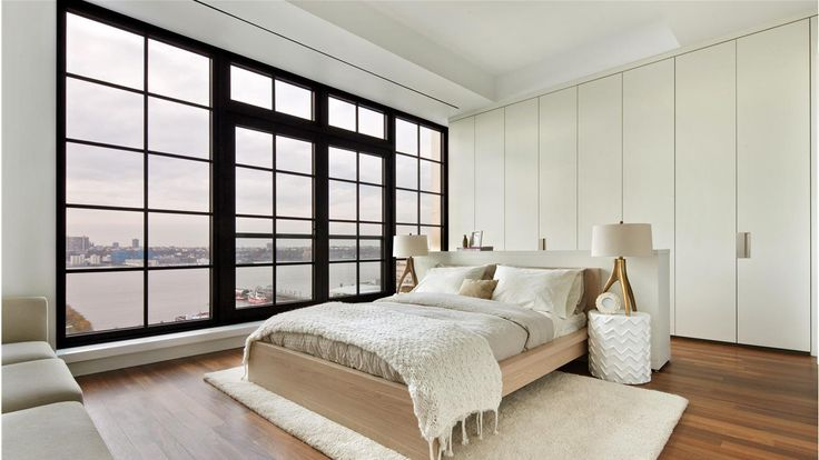 Bedroom, 200 Eleventh Avenue, Condo, Manhattan, NYC