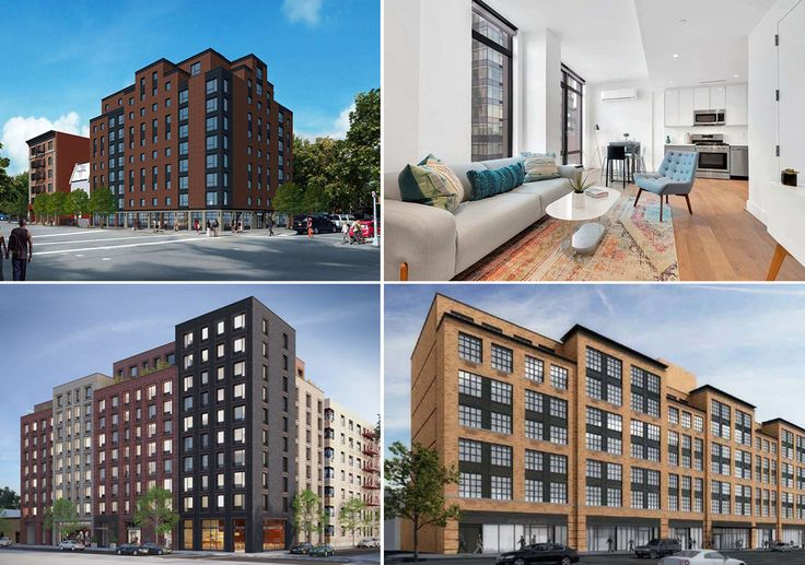 In spite of everything, affordable housing can still be found throughout New York.