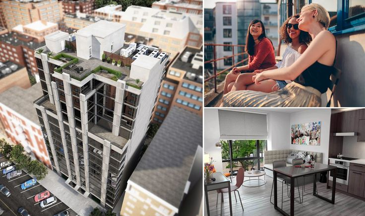 All images of Monarch Heights via TriArch Realty