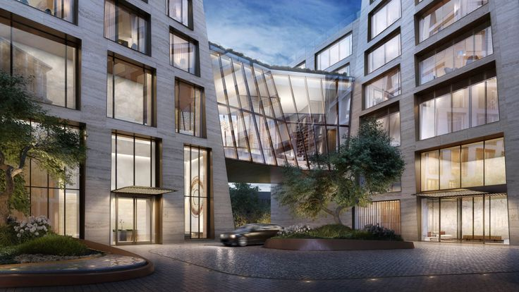 (Renderings credit: DBOX Courtesy of HFZ Capital Group)
