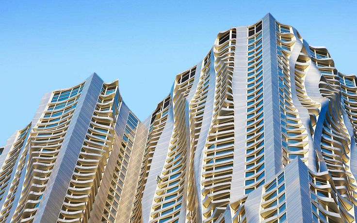 New York By Gehry at 8 Spruce Street via newyorkbygehry.com