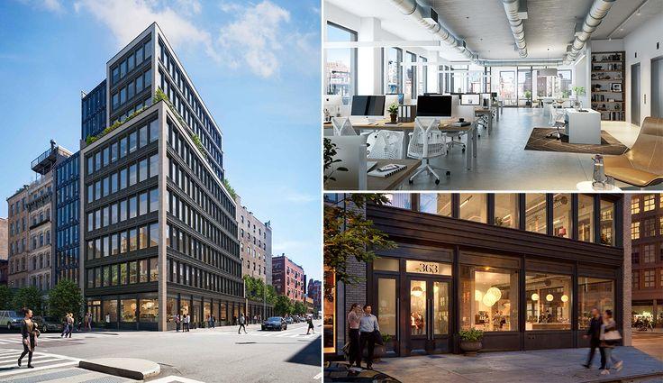 Renderings courtesy of CBSK Ironstate / Morris Adjmi Architects