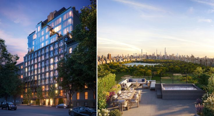 145 Central Park North (All images via The Serhant Team at NestSeekers International)