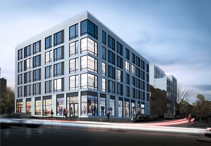 531 Myrtle Avenue will have 27 rental apartments when complete. Leasing will begin in Fall 2016. Image courtesy of AB Architekten.