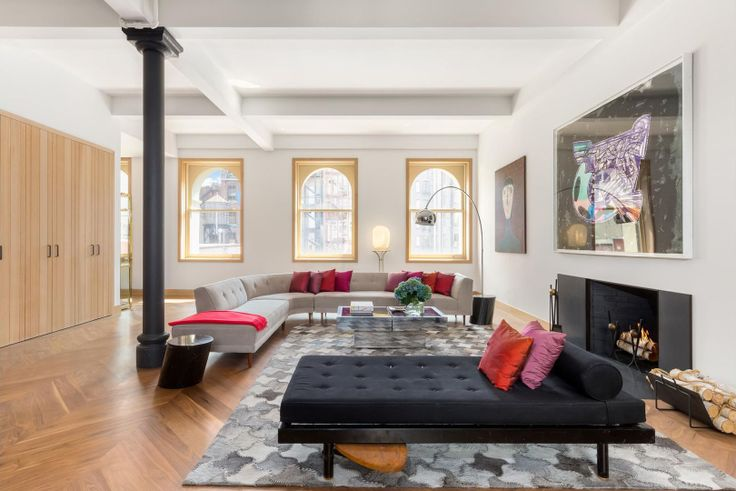 The penthouse at 37 East 12th Street was last week's biggest sale recorded (Douglas Elliman)
