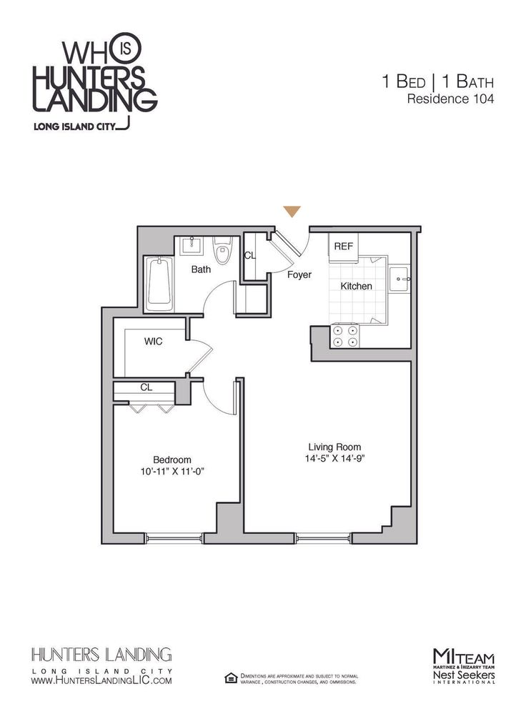 Hunters Landing In Long Island City Offer 3 Months Free
