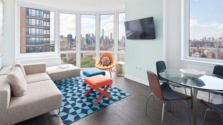 The Brooklyner, Luxury Apartment, Brooklyn, New York City