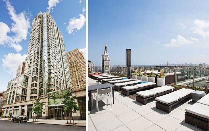 Chelsea Landmark is combining top-notch amenities with top-notch concessions: one month's free rent and one month's paid broker fee.