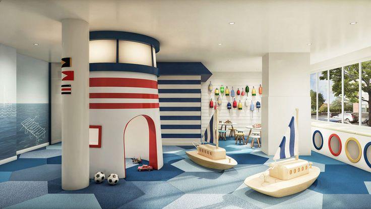 22 River Terrace, Battery Park City, Luxury Condo, New York City