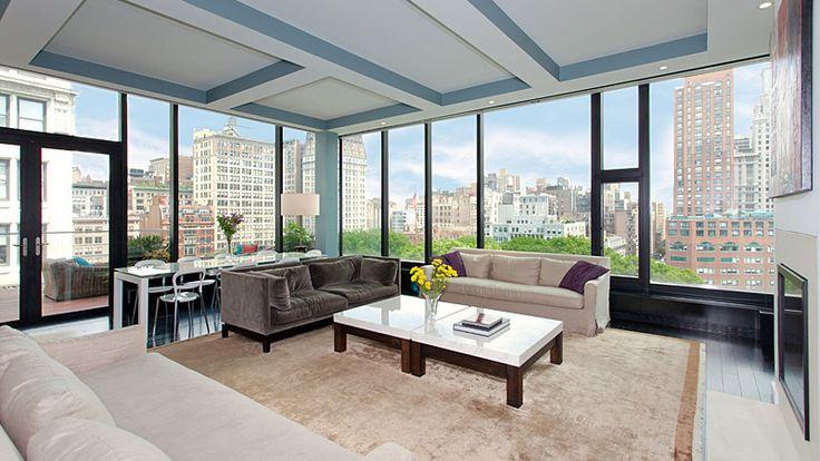 Living, 15 Union Square West, Condo, Manhattan, NYC