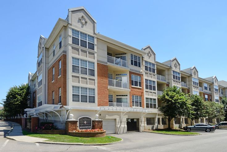 The Landings At Port Imperial rental complex in West New York, New Jersey (Image: Equity Residential)
