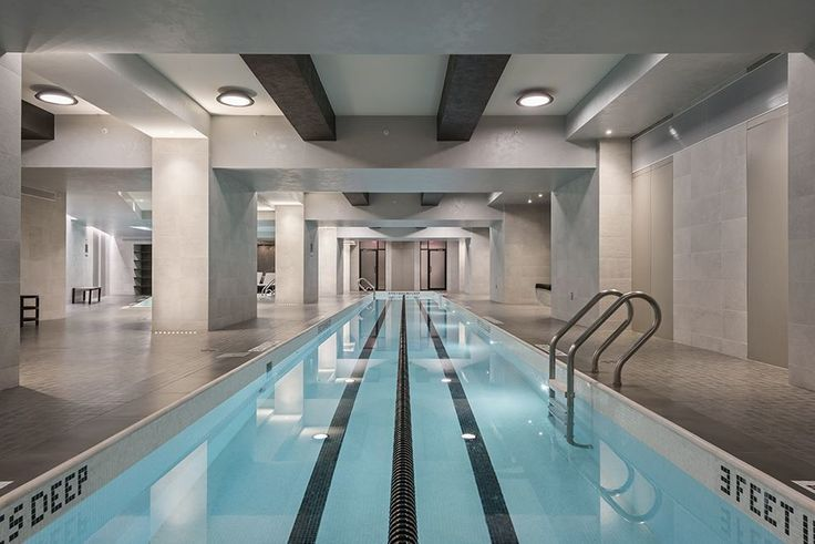 One Hundred Barclay amenities