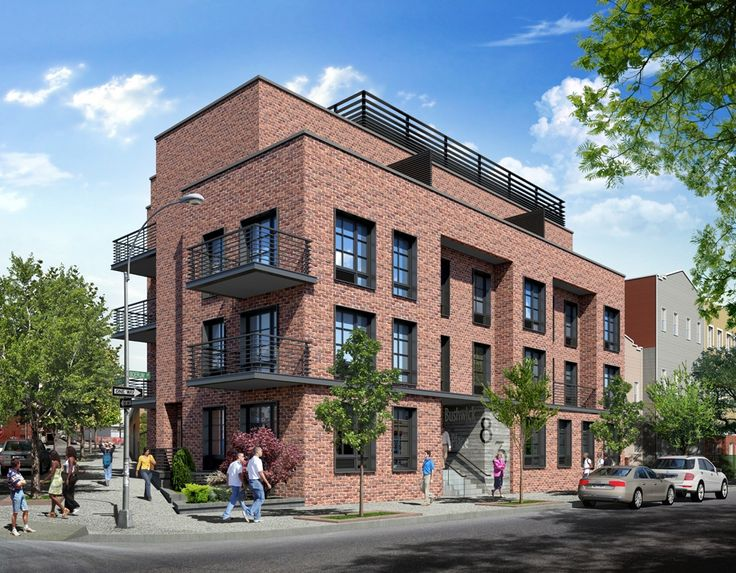 83 Bushwick Avenue in East Williamsburg via Aufgang Architects
