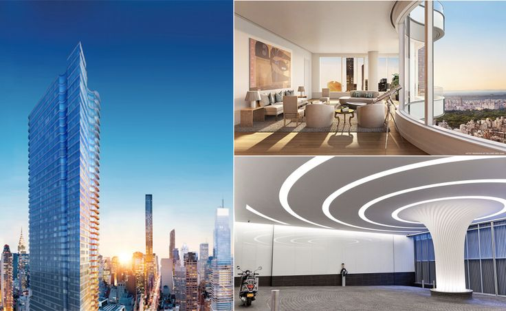 All images of 252 East 57th Street via Stribling