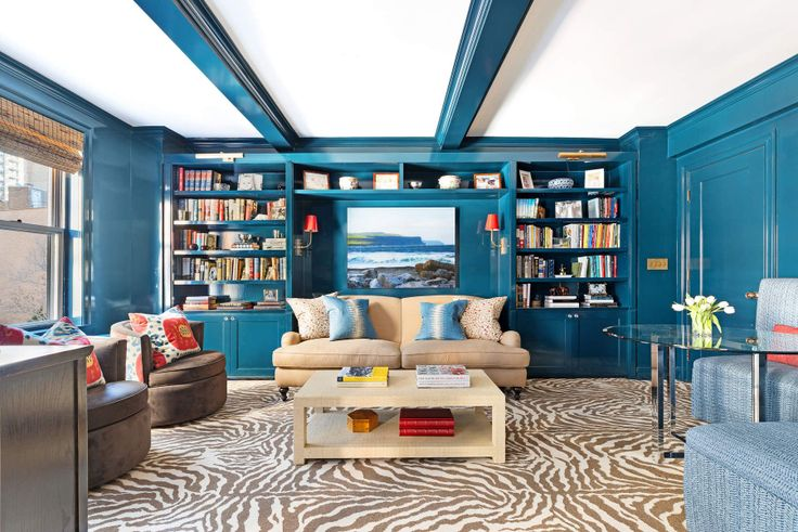 This has us feeling blue (308 East 79th Street via Sotheby's)