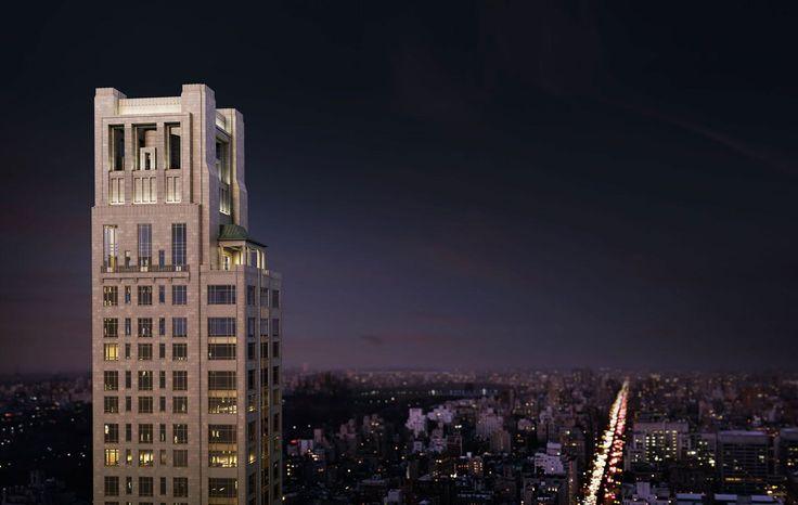 520 Park Avenue; Courtesy of Zeckendorf Development